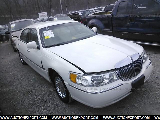 Used 2002 Lincoln Town Car Cartier L Car For Sale In Ukraine