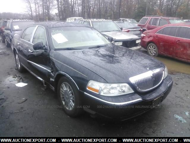 Used 2006 Lincoln Town Car Designer Series Car For Sale In Ukraine